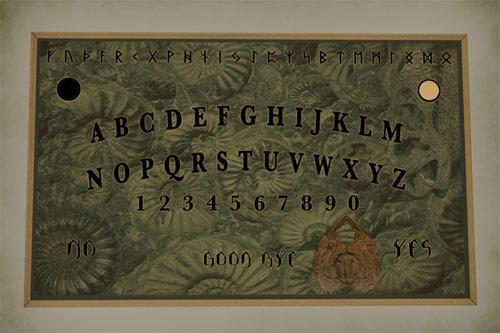 ¿Cuál es el origen de la tabla de Ouija?