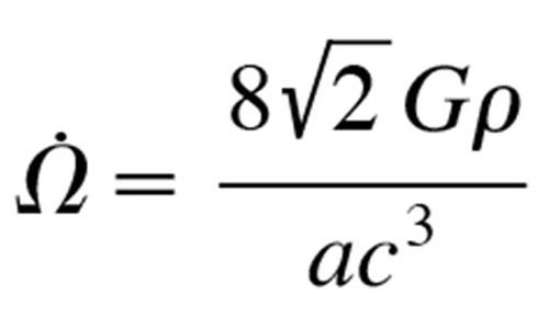 Ecuacion viaje tiempo Dr. Mallet