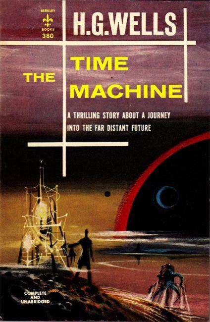 La maquina del tiempo H.G.Wells