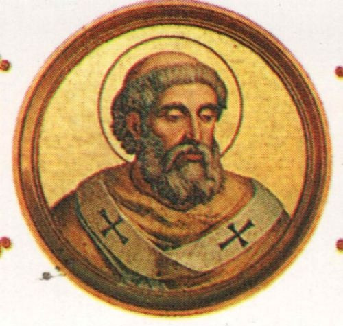 Papa Gregorio III Halloween