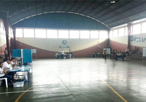Segunda vuelta electoral Guatemala 2015