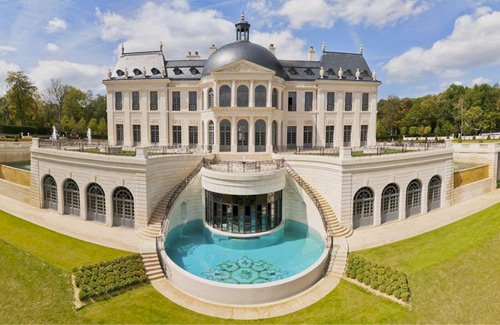 Chateau Louis XIV: La casa más cara del mundo