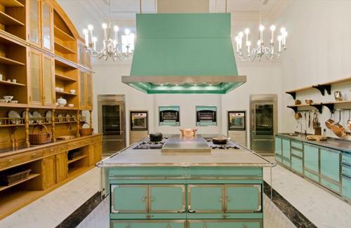 Cocina de la casa mas cara del mundo