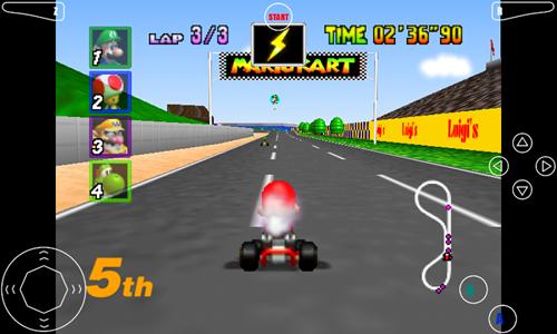 Descarga Mario Kart 64 Para Tu Celular Gratis Deguate Com