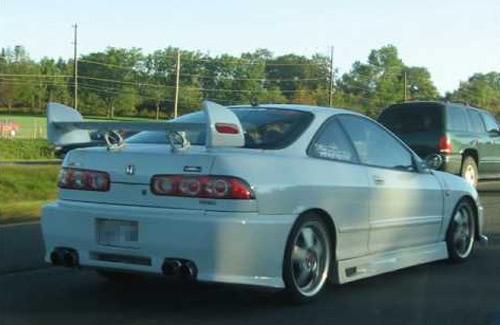 Honda Civic Sedan muco naco