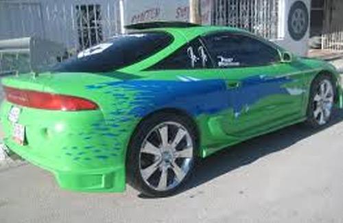 Mitsubishi Eclipse muco naco
