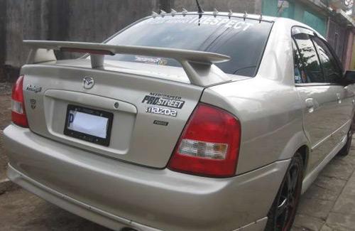 Mazda 323 Protege muco naco