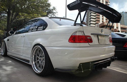 BMW 325 muco naco
