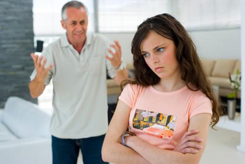 Vinculos afectivos con hijos adolescentes