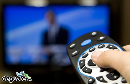 Campaña política en TV