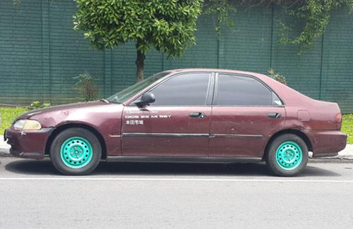 Honda Civic Sedan muco