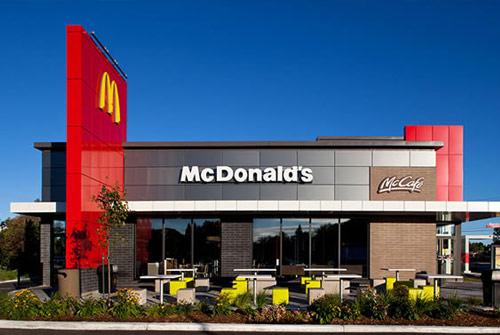 FODA McDonalds: Fortalezas