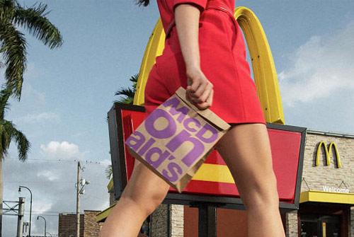 Analisis FODA McDonalds