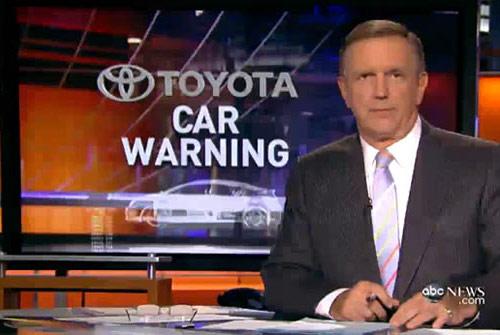 FODA Toyota: Debilidades