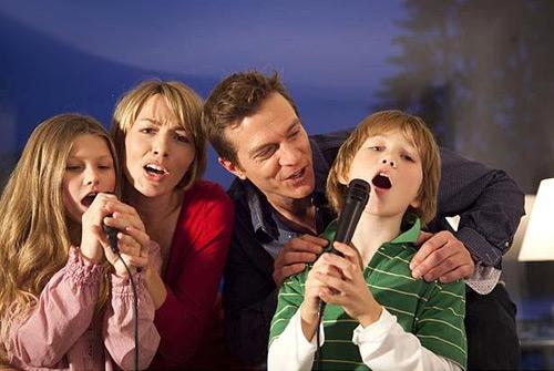 Tradiciones familiares: musicales