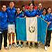 Guatemala gana dos medallas de bronce en el Panamericano.