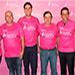 Chapines se unen a la lucha contra el cáncer de seno en Guatemala.