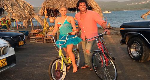 La Bicicleta de Shakira y Carlos Vives, ha sido demandada por un supuesto plagio.