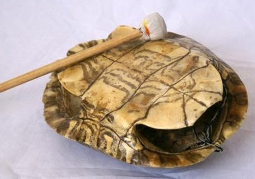 Ayotl - Instrumento musical de Guatemala