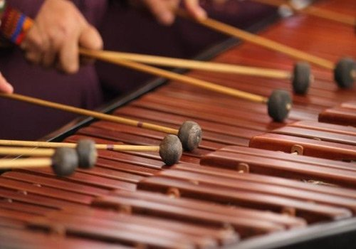 Marimba - Instrumento nacional de Guatemala