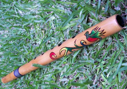 Tzicolaj - Flauta folklorica guatemalteca