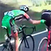 Lo que este ciclista le hizo a su rival no tiene nombre.