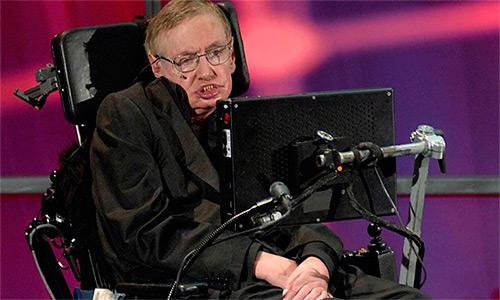 Stephen Hawking advierte el fin de la humanidad.