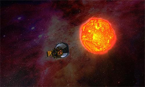 La NASA anuncia su histórica misión para tocar el sol.