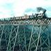 Puente de Las Vacas en la Ciudad de Guatemala.