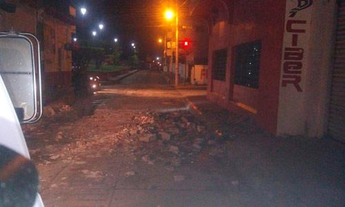 Terremoto En Occidente De Guatemala 2017 Deguate Com