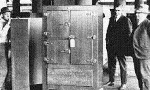 Invencion del refrigerador o frigorifico
