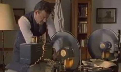 Invencion de la television