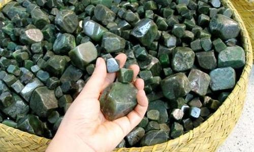 Extracción de Jade en Guatemala