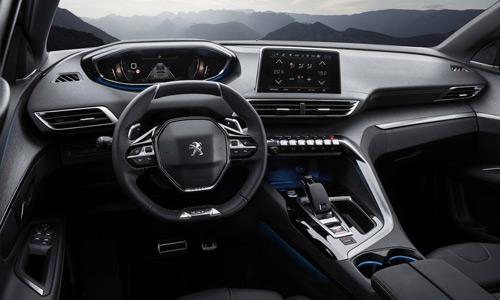 Peugeot 3008 i-Cockpit