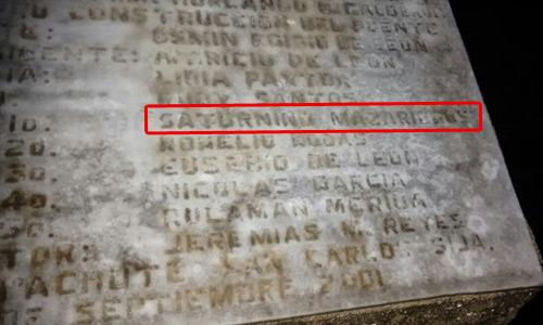 Puente Saturnino Mazariegos Pachute