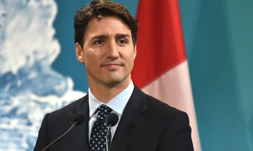 Salario primer ministro Canada