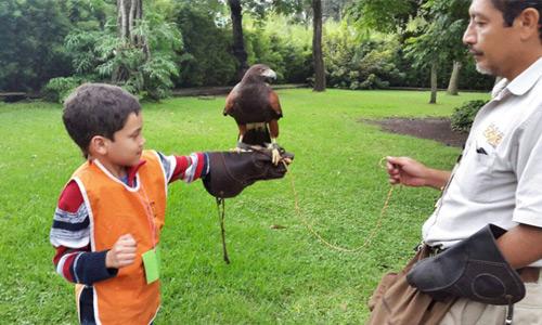Cursos de vacaciones para niños en Guatemala