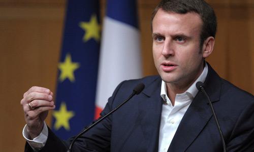 Salario presidente de Francia