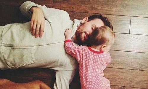 Amor de padre e hija