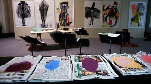 """Montevideo celebra la """"Bienal de Arte Contemporáneo de América del Sur"""""""