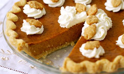 Receta pastel de calabaza