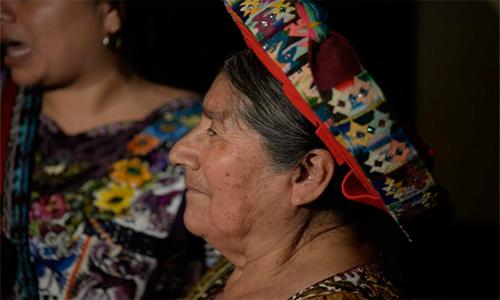 Concepción Ramírez recibirá 5 mil quetzales mensuales de por vida.