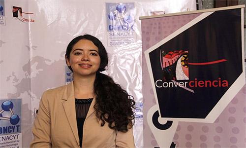 Guatemalteca recibe Premio TWAS al científico joven 2017.