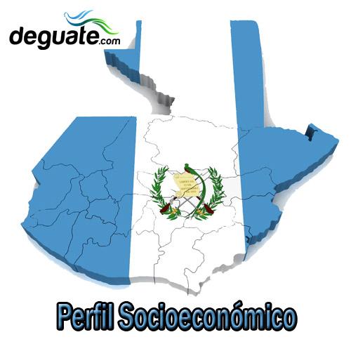 Guatemala perfil socioeconómico