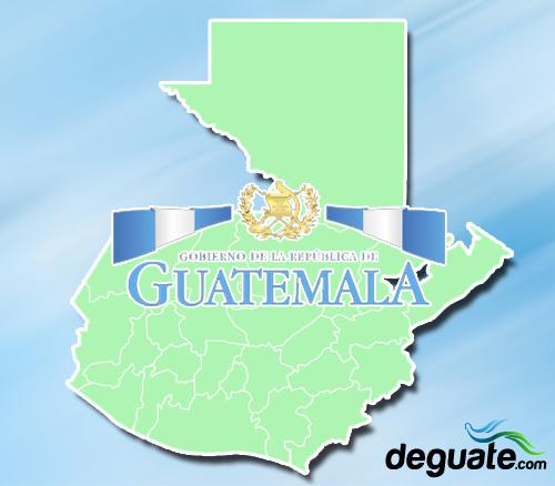 Presencia del estado en los municipios de Guatemala