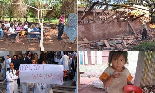 Los problemas más críticos de Guatemala