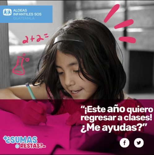 Aldeas infantiles SOS promueve Política de educación formal