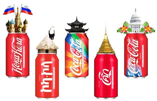 Coca Cola presencia global