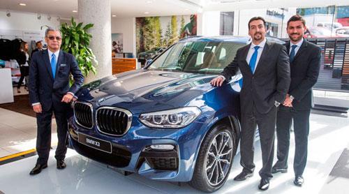 BMW X3 2018 Guatemala