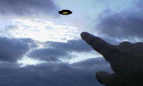 Pobladores reportan OVNI en Mixco